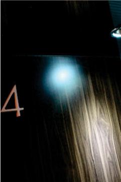 Iluminação em LED sobre fachada de ACM - Torres Avelino - Jaboti PR